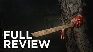 Outlast 2 Full Review - Much More Than A One Fright Stand