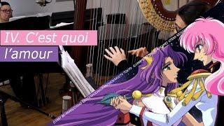 [iTSO] Bara no Fantasia - IV. C'est quoi l'amour (Utena x Anthy)