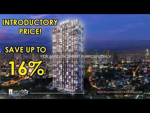 Fairlane Residences Condo For Sale in Kapitolyo Pasig DMCI Homes
