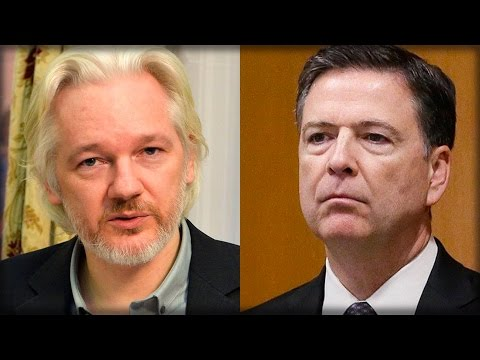 AFTER TRUMP THREATENED COMEY WIKILEAKS JUST DROPPED A BOMBSHELL THAT COULD CHANGE EVERYTHING