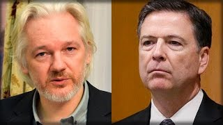 AFTER TRUMP THREATENED COMEY WIKILEAKS JUST DROPPED A BOMBSHELL THAT COULD CHANGE EVERYTHING!!!