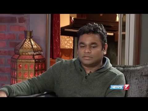 AR Rahman explains 'How Ilayaraja inspired him?' | Exclusive Interview (6/6) | News7 Tamil