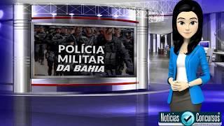Concurso Polícia Militar PM-BA 2019/2020: Saiu edital com 1000 vagas!