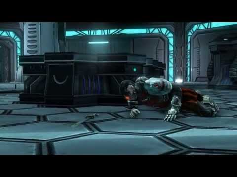 Defiance Solo - Defiance mission (Final mission - Nim Shondu's fight)