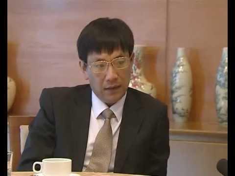 TGĐ PMC Nguyễn Hồng Minh trả lời phỏng vấn chương trình Cafe sáng với Doanh nhân
