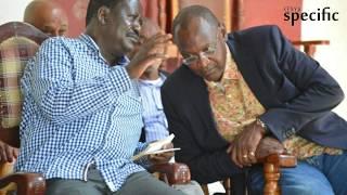 Handshake led me to Raila's Bondo home, says Uhuru's brother Muhoho | Kenya news today