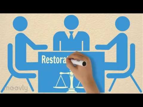 Traditional School Approach VS Restorative Justice Approach