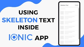 Understanding Angular Routing in Ionic 4 Apps - Simon Grimm