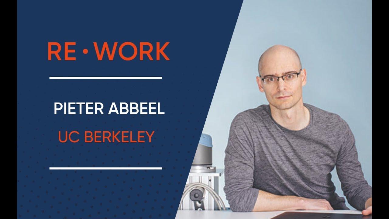 Pieter Abbeel, Associate Professor, UC Berkeley - RE•WORK Deep Learning  Summit 2016 #reworkDL