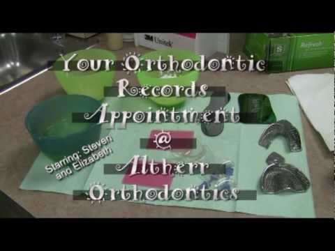 Your Records Appointment at Altherr Orthodontics