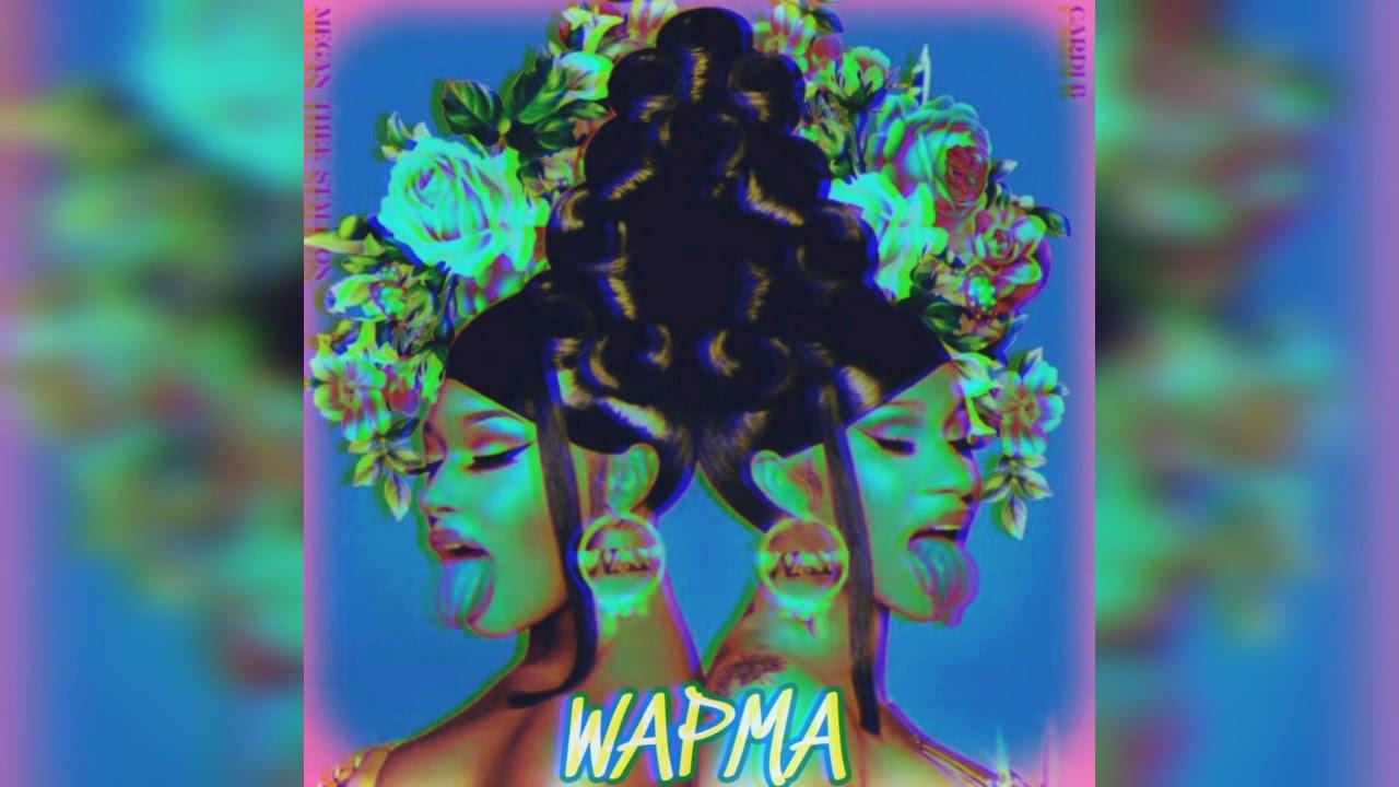 Lady Gaga x Cardi B & Megan Thee Stallion - WAP Face (Nax Mashup)   WAPMA