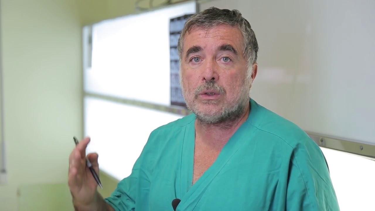 radiologia interventistica per ingrossamento della prostata