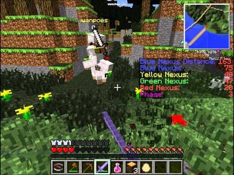 Minecraft Annihilation Hackers