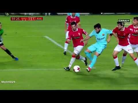 Arnaiz skills vs Murcia, 2017 FULL HD