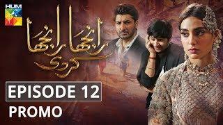 Ranjha Ranjha Kardi Episode #12 Promo HUM TV Drama