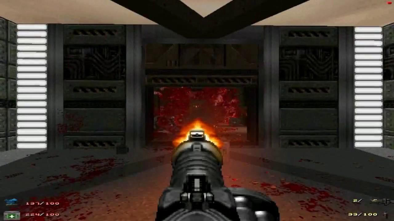 Brutal doom: plutonia 2 (wad download) youtube.