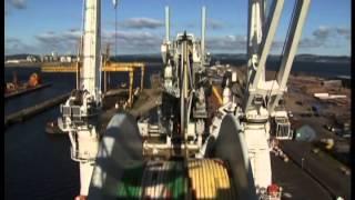 Vessels - Seven Oceans - a flexible and rigid pipelay vessel