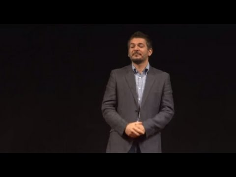 Eyes, the body and internet in the world of silence: Dario Pasquarella at TEDxMilano