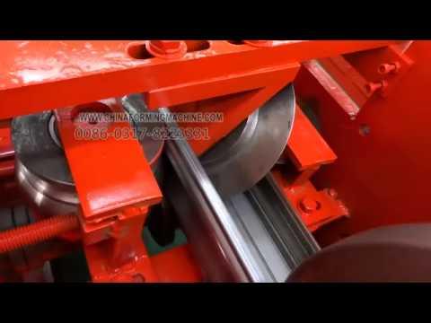 Door frame rollforming machine