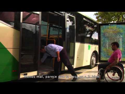 Una historia de   Transporte Accesible