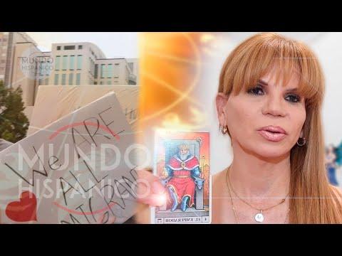 Mhoni Vidente predice buenas noticias para los hispanos | Noticias | MH |