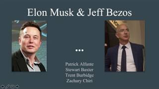 Elon Musk & Jeff Bezos Leadership Comparison
