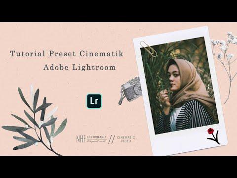 Tutorial Edit Foto ala Preset Cinematic Part 1 | Preset Adobe Lightroom | Cinematografi thumbnail