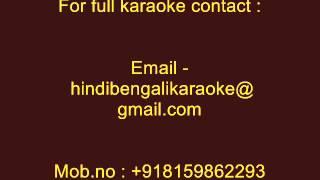Kisi Ki Yaad Sataye - Karaoke - Kumar Sanu - Sadma (2001)
