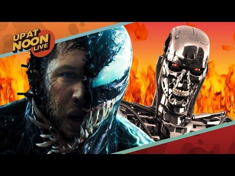 "Venom Said ""Turd"" and Terminator 6 Might Not Suck - Up At Noon Live!"