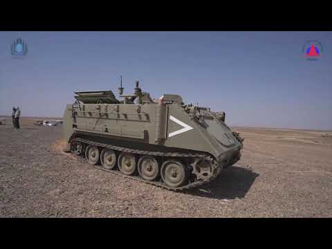 IRON STING: Israel's Precise, Laser And GPS-Guided Mortar Munition