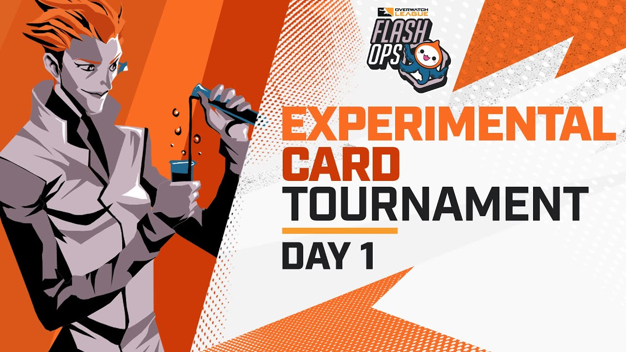 Overwatch League 2021 | Experimental Card Tournament | Day 1