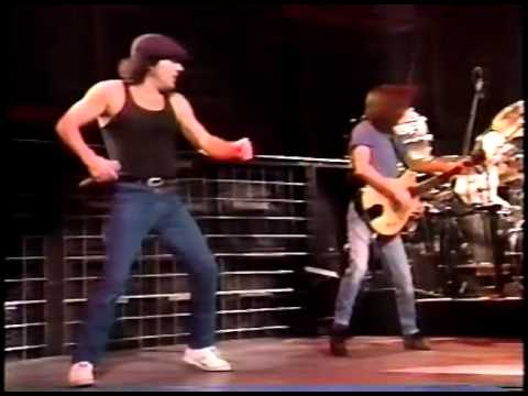 AC/DC Live In Detroit 1990 Full Show