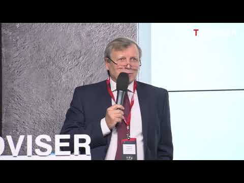 Алексей Иванов, заместитель председателя правления Пенсионного фонда РФ, на TAdviser SummIT