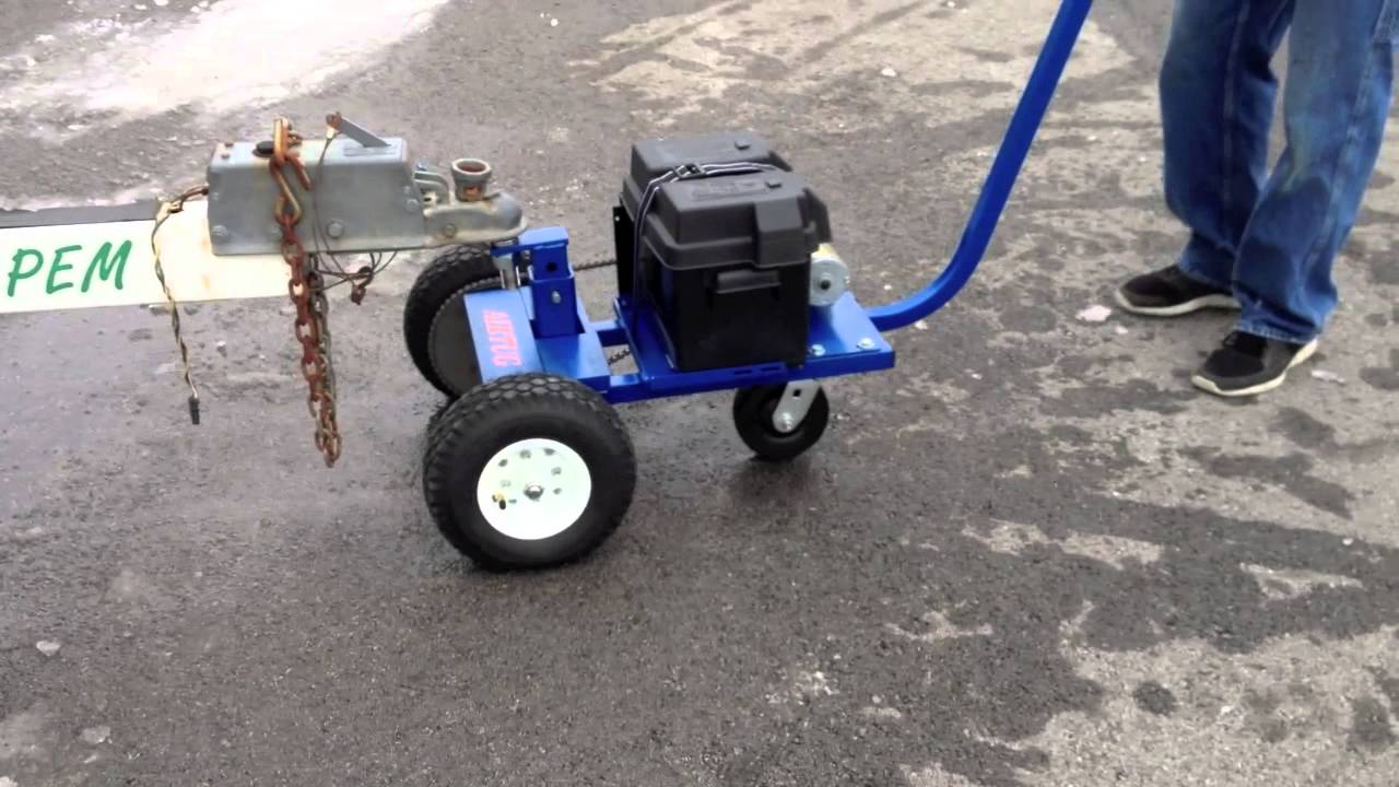 Electric Trailer Dolly >> Trailer Movers Airtug
