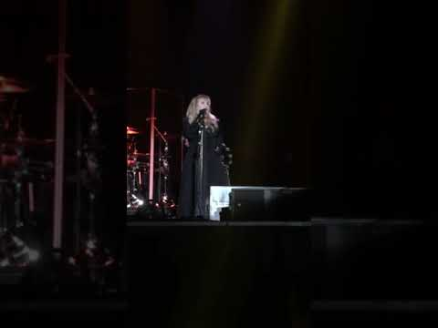 Gold and Braid- Stevie Nicks~ Bourbon and Beyond Festival~ Louisville KY 9/24/17