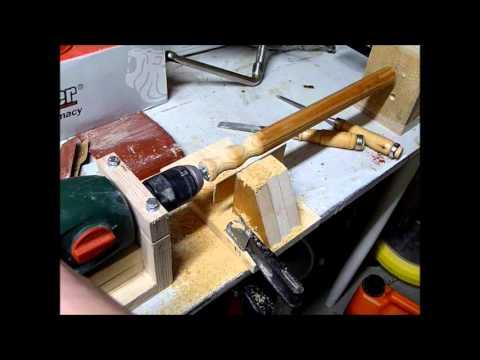 Koekoinen Puusorvi Homemade Diy Wood Lathe