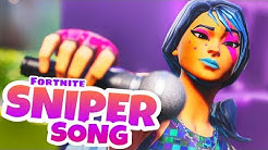 "FORTNITE SNIPER SONG ""(Official Cover by Cjella)"""