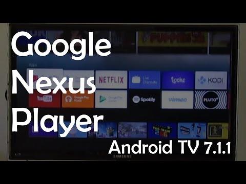 Navegando no Android TV 7.1.1 com Google Nexus Player | Helen Fernanda