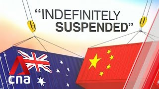 China 'indefinitely' suspends economic dialogue with Australia as relations worsen
