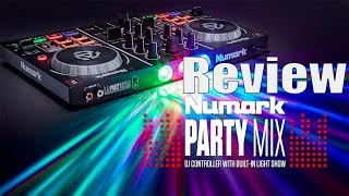 Numark Party Mix - Review PT BR