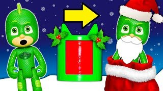 PJ Masks and Vampirina Search for Santa and Surprises in the Transforming Towers