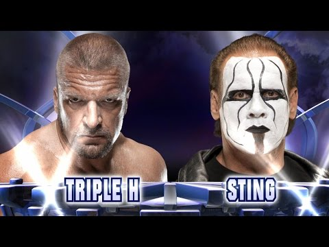 Triple H vs. Sting - Fantasy Match-Up