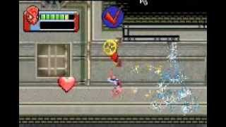 Spider-man 3 GBA parte 1 -Search and rescue-