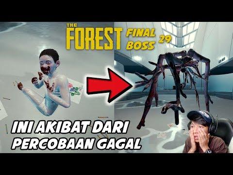 THE FOREST #29   BOCAH KECIL MISTERIUS PENUNGGU LAB BAWAH TANAH