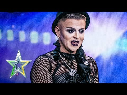 Dublin drag queen Paul brings Uptown Funk to IGT | Auditions Week 6 | Ireland's Got Talent 2018