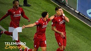 ¡Ojo! Firmino, garantía de gol en Champions | UEFA Champions League | Telemundo Deportes