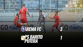 Download Video [Pekan 32] Cuplikan Pertandingan Arema FC vs PS Barito Putera, 24 November 2018 MP3 3GP MP4