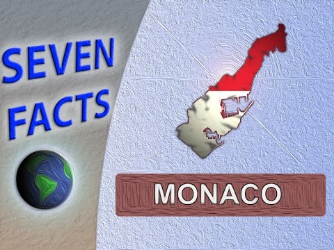 7 Facts about Monaco