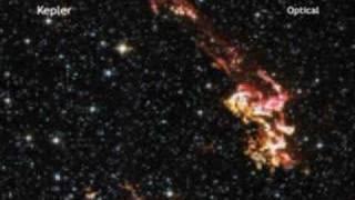 Kepler's Supernova Remnant in 60 Seconds