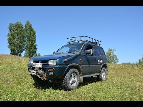 Nissan Terrano II 2.7 1996 Обзор
